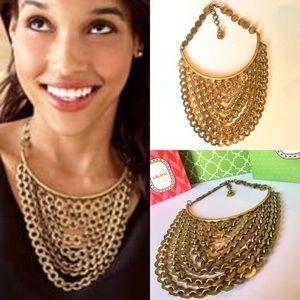 Stella & Dot Sierra bib necklace